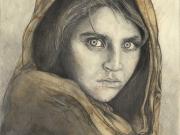Afghanistan Mädchen